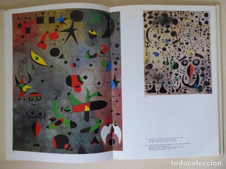 Libros de segunda mano: Joan Miró, per Rosa Maria Malet - Edicions Polígrafa 1983, 128 pàgines - Foto 10 - 224140355
