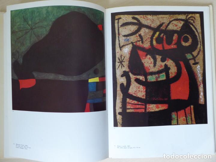 Libros de segunda mano: Joan Miró, per Rosa Maria Malet - Edicions Polígrafa 1983, 128 pàgines - Foto 11 - 224140355