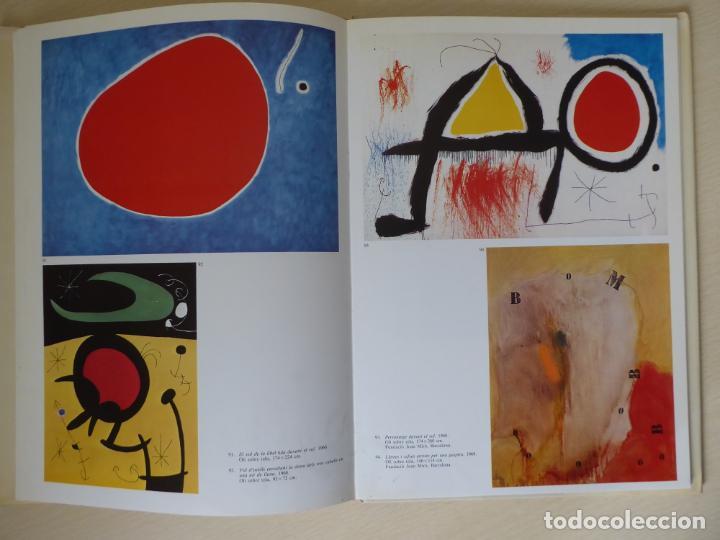 Libros de segunda mano: Joan Miró, per Rosa Maria Malet - Edicions Polígrafa 1983, 128 pàgines - Foto 12 - 224140355