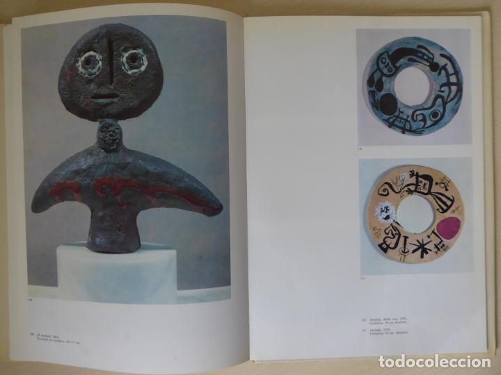 Libros de segunda mano: Joan Miró, per Rosa Maria Malet - Edicions Polígrafa 1983, 128 pàgines - Foto 13 - 224140355