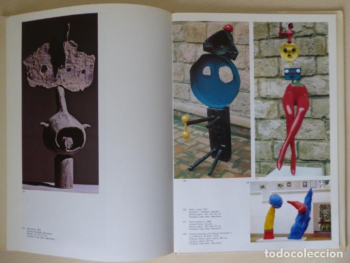 Libros de segunda mano: Joan Miró, per Rosa Maria Malet - Edicions Polígrafa 1983, 128 pàgines - Foto 15 - 224140355
