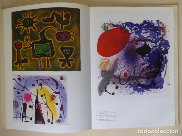 Libros de segunda mano: Joan Miró, per Rosa Maria Malet - Edicions Polígrafa 1983, 128 pàgines - Foto 16 - 224140355