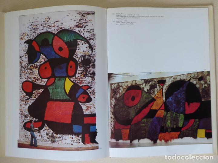 Libros de segunda mano: Joan Miró, per Rosa Maria Malet - Edicions Polígrafa 1983, 128 pàgines - Foto 17 - 224140355
