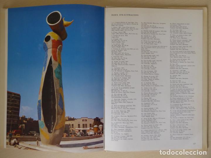 Libros de segunda mano: Joan Miró, per Rosa Maria Malet - Edicions Polígrafa 1983, 128 pàgines - Foto 18 - 224140355