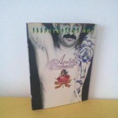 Libros de segunda mano: ILLUSTRATION OW - AQUIRAX UNO - EDITORIAL RIPPU SHOBO 1975. Lote 224665406