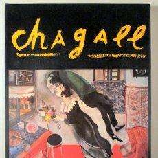 Libri di seconda mano: CHAGALL - CHAGALL - LONDON 1985 - MUY ILUSTRADO. Lote 224859332