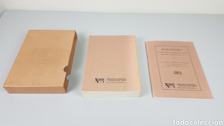 Libros de segunda mano: DICCIONARIO DE ARTISTAS QUE FLORECIERON EN GALICIA DURANTE LOS S. XVI y XVII Pablo Pérez Costanti - Foto 13 - 225197060