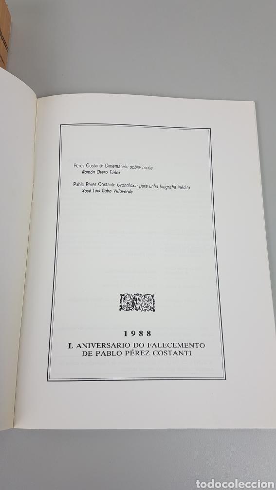 Libros de segunda mano: DICCIONARIO DE ARTISTAS QUE FLORECIERON EN GALICIA DURANTE LOS S. XVI y XVII Pablo Pérez Costanti - Foto 14 - 225197060