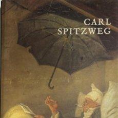 Libros de segunda mano: JENS CHRISTIAN JENSEN. CARL SPITZWEG. 2003. TEXTO EN ALEMÁN.. Lote 226103635
