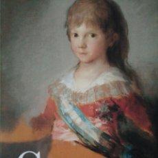 Libros de segunda mano: GOYA. 250 ANIVERSARIO. Lote 226241403