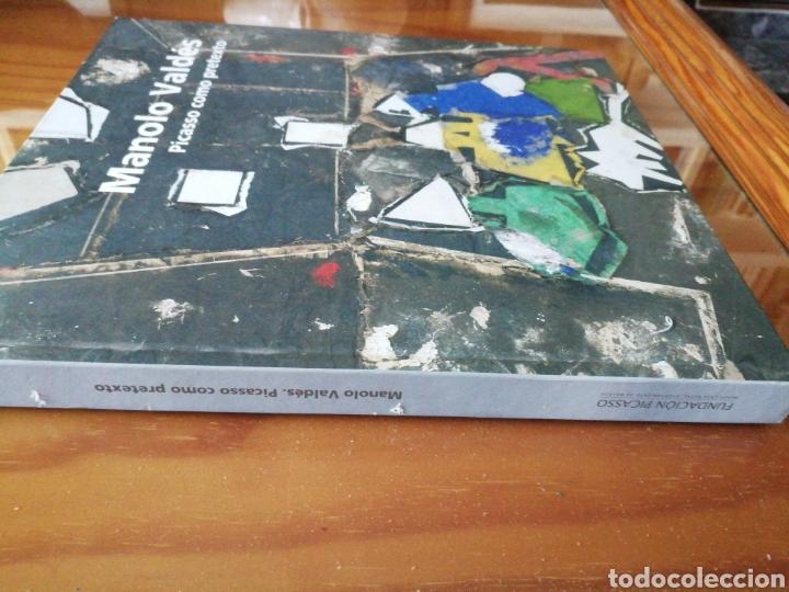 Libros de segunda mano: Manolo Valdes. Picasso como pretexto. - Foto 2 - 226244440