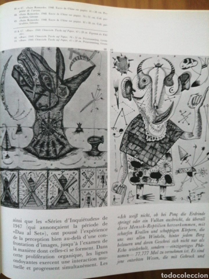 Libros de segunda mano: Universo y Magia de Joan Ponc. Mordechai Omer. - Foto 6 - 226247955