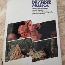 Libros de segunda mano: LA PINTURA EN LOS GRANDES MUSEOS. 8. Lote 226399930