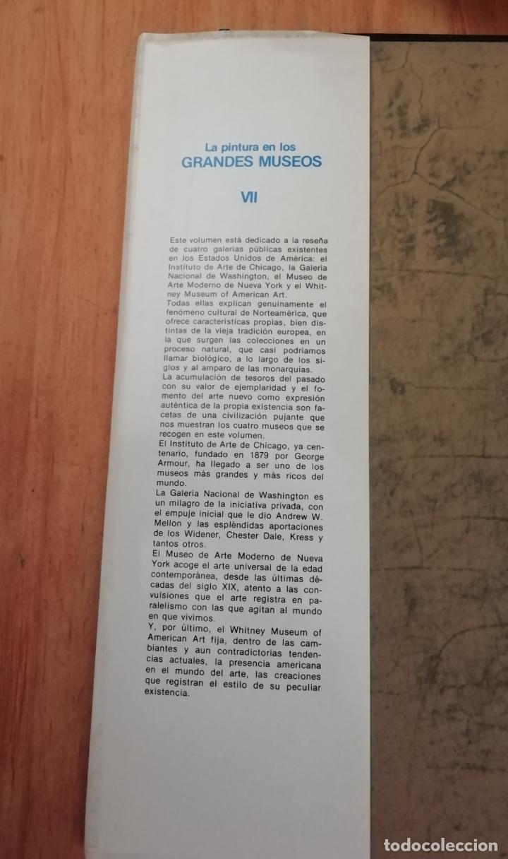 Libros de segunda mano: La pintura en los Grandes Museos. 7 - Foto 2 - 226681907