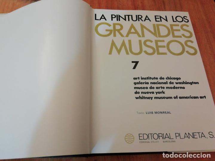Libros de segunda mano: La pintura en los Grandes Museos. 7 - Foto 3 - 226681907