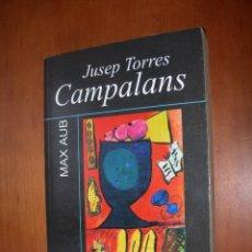Libros de segunda mano: MAX AUB /JUSEP TORRES CAMPALANS. Lote 227720505