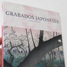 Libros de segunda mano: GRABADOS JAPONESES - GABRIELE FAHR-BECKER. Lote 227963110