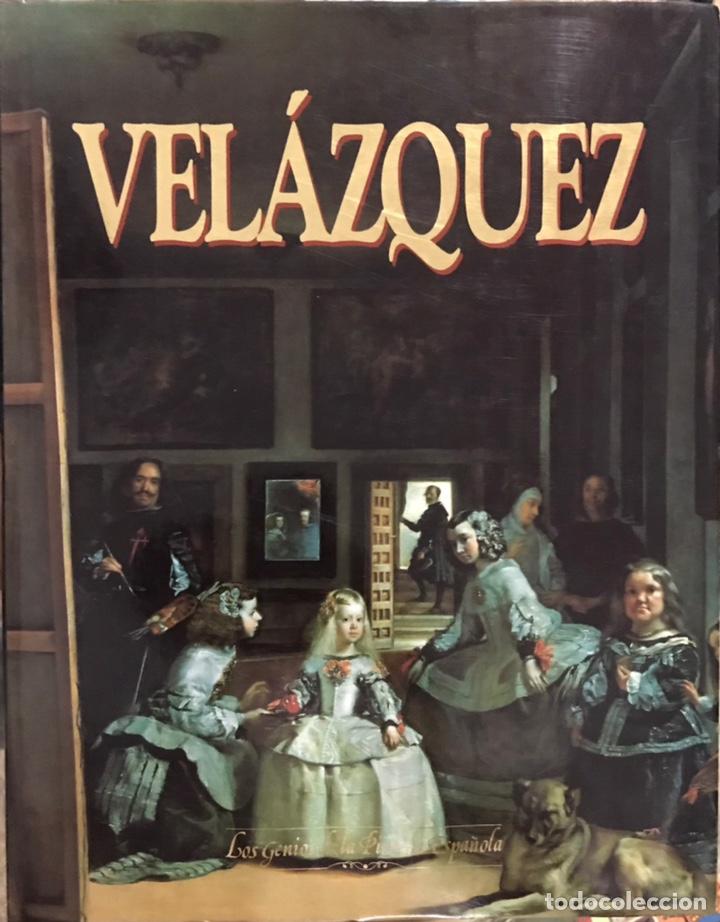 Libros de segunda mano: LOTE 2 CATALOGOS VELAZQUEZ - EXPOSICION MUSEO DEL PRADO Y LOS GENIOS DE LA PINTURA ESPAÑOLA 1990 - Foto 3 - 190102067