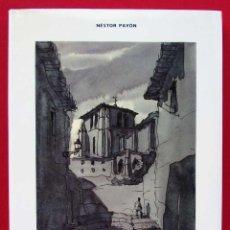 Libros de segunda mano: APUNTES DE UN PAISAJE. BURGOS. NESTOR PAVÓN. AÑO: 1989. BUEN ESTADO. ÚNICO.. Lote 228163670