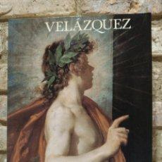 Libros de segunda mano: VELÁZQUEZ. CATÁLOGO DE LA EXPOSICIÓN. MUSEO DEL PRADO.. Lote 228221575