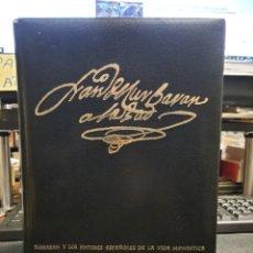 Libros de segunda mano: ZURBARAN Y LOS PINTORES ESPAÑOLES DE LA VIDA MONÁSTICA 1967. 505 PG .CIENTOS DE FOTOGRAFÍAS DE CUADR. Lote 228338735
