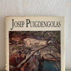 Libros de segunda mano: JOSEP PUIGDENGOLAS EDICIÓN LIMITADA 1000 EJEMPLARES - CATALAN. Lote 228350940