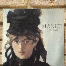 Livros em segunda mão: MANET. CATALOGO EXPOSICIÓNRETROSPECTIVAMUSEODEL PRADODEMADRIDEN2004.. Lote 228372990