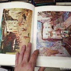 Livros em segunda mão: EL PINTOR EUSTAQUIO SEGRELLES . BERNARDINO DE PANTORBA. 1ª EDICIÓN 1974. PINTURA. Lote 228515485