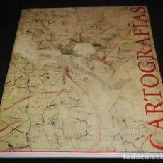Libros de segunda mano: X31 - CARTOGRAFIAS. HISTORIA. ARTE. PINTURA. DIBUJOS. GRABADOS. BOTERO. BEDIA. CRAVO. COMO NUEVO.. Lote 228684555