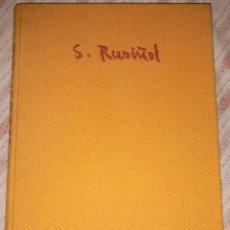 Libros de segunda mano: SANTIAGO RUSIÑOL - ISABEL COLL MIRABENT - AUSA EDITORIAL - SABADELL - LUJOSA OBRA - 1992. Lote 229086210