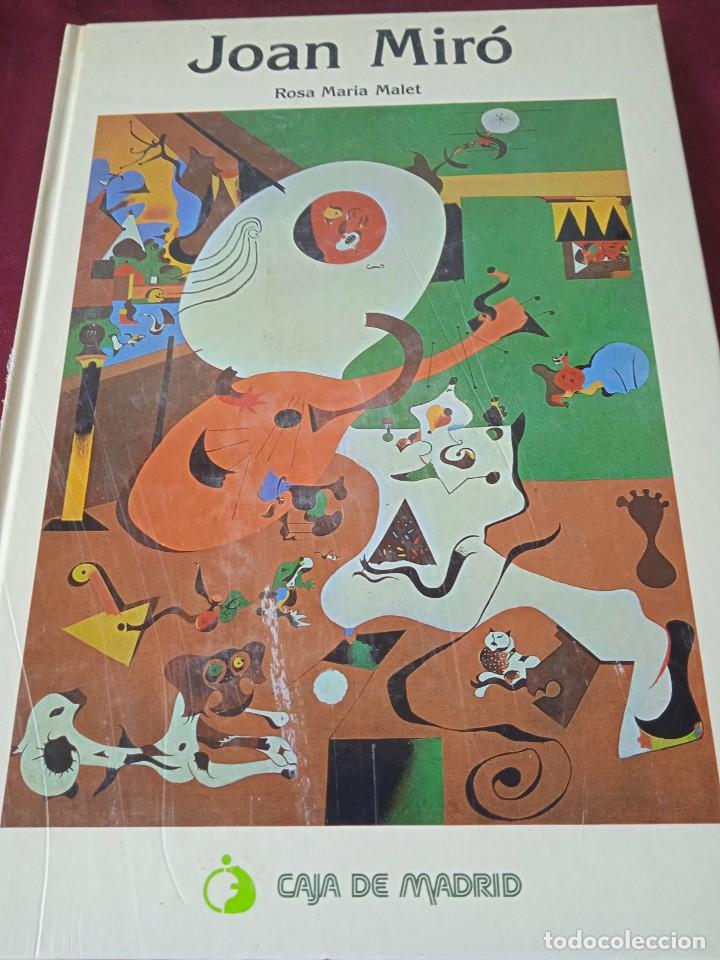 JOAN MIRÓ (Libros de Segunda Mano - Bellas artes, ocio y coleccionismo - Pintura)