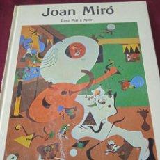 Livros em segunda mão: JOAN MIRÓ. Lote 229487055