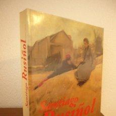 Libros de segunda mano: SANTIAGO RUSIÑOL (1861-1931). CATÁLOGO EXPOSICIÓN MADRID/ BARCELONA 1998. RARO.. Lote 229893790