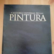 Libros de segunda mano: HISTORIA UNIVERSAL DE LA PINTURA. TOMO 1. ORIGEN DEL ARTE OCCIDENTAL. OTRAS CULTURAS (ESPASA). Lote 230210490