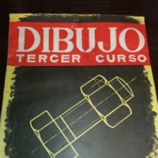 Libros de segunda mano: LIBRO DIBUJO 1960,CATEDRÁTICO RAFAEL FERNANDEZ, VALENCIA. 86 PÁGINAS. Lote 230297275