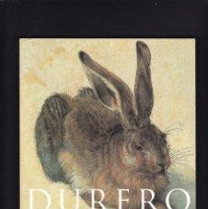 Libri di seconda mano: ALBERTO DURERO - ACUARELAS Y DIBUJOS - TASCHEN EDITORIAL 1994. Lote 230723625