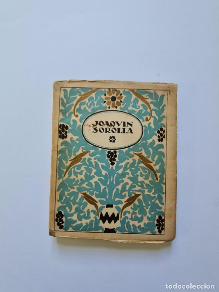 MONOGRAFÍAS DE ARTE Nº 4 JOAQUÍN SOROLLA (Libros de Segunda Mano - Bellas artes, ocio y coleccionismo - Pintura)