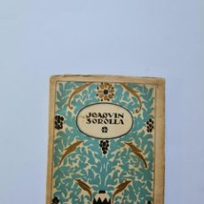 Libros de segunda mano: MONOGRAFÍAS DE ARTE Nº 4 JOAQUÍN SOROLLA. Lote 231363990
