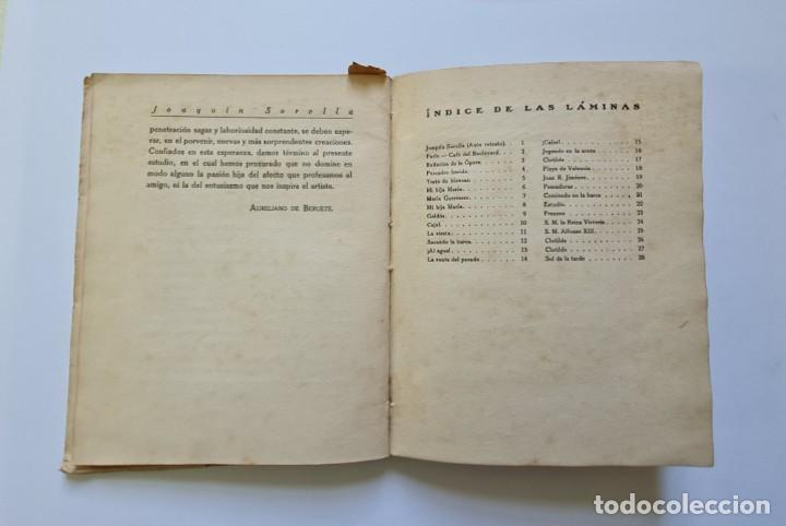 Libros de segunda mano: MONOGRAFÍAS DE ARTE nº 4 JOAQUÍN SOROLLA - Foto 2 - 231363990
