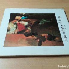 Libros de segunda mano: AUTORRETRATOS DE GOYA / JULIAN GALLEGO / CAJA AHORROS ZARAGOZA ARAGON RIOJA / AC105. Lote 231675215