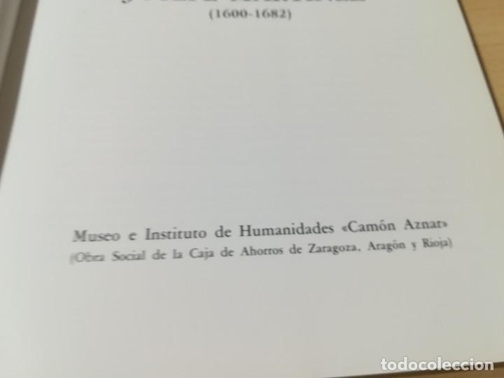 Libros de segunda mano: JUSEPE MARTINEZ 1600 -1682 / VICENTE GONZALEZ - CAMON AZNAR, ZARAGOZA / / AC105 - Foto 6 - 231675240