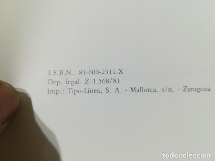 Libros de segunda mano: JUSEPE MARTINEZ 1600 -1682 / VICENTE GONZALEZ - CAMON AZNAR, ZARAGOZA / / AC105 - Foto 8 - 231675240