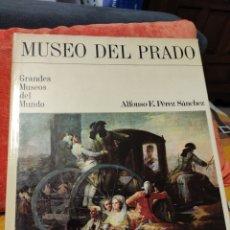Libros de segunda mano: LIBRO MUSEO DEL PRADO, ALFONSO E.PEREZ SÁNCHEZ.. Lote 232234400
