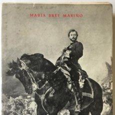 Libros de segunda mano: VIAJE A ESPAÑA DEL PINTOR HENRI REGNAULT (1868-1870). ESPAÑA EN LA VIDA Y EN LA OBRA DE UN ARTISTA... Lote 232416842