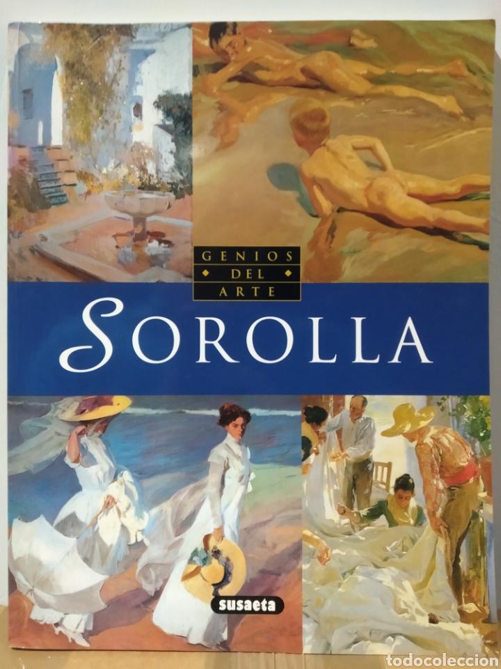 GENIOS DEL ARTE. JOAQUIN SOROLLA.SUSAETA. (Libros de Segunda Mano - Bellas artes, ocio y coleccionismo - Pintura)