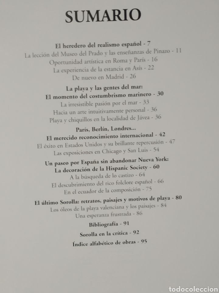 Libros de segunda mano: Genios del arte. Joaquin Sorolla.Susaeta. - Foto 3 - 232425617