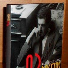 Libros de segunda mano: AURELIO SUAREZ. 93 BOCETOS (1910-2010). PINTOR. PINTURA. GIJON. ASTURIAS. COMO NUEVO.. Lote 232711295