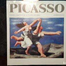 Libros de segunda mano: PICASSO GRANDES MAESTROS DE LA PINTURA MODERNA. DANIEL BOONE. NUEVO PRECINTADO. Lote 233552335