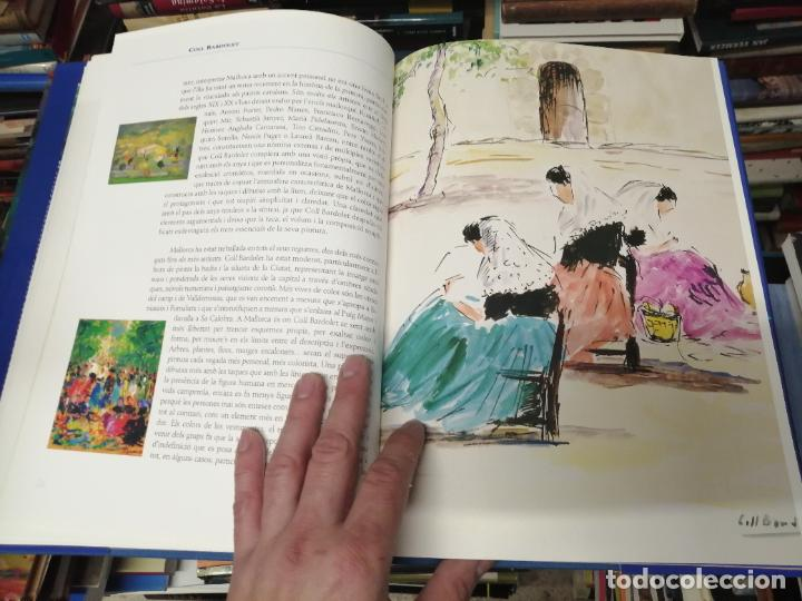 Libros de segunda mano: COLL BARDOLET. DEDICATÒRIA I FIRMA ORIGINAL BARDOLET. L ART , UNA REALITAT VISCUDA. . MALLORCA. - Foto 8 - 233766690