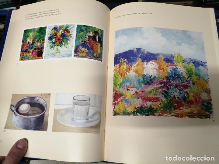 Libros de segunda mano: COLL BARDOLET. DEDICATÒRIA I FIRMA ORIGINAL BARDOLET. L ART , UNA REALITAT VISCUDA. . MALLORCA. - Foto 17 - 233766690